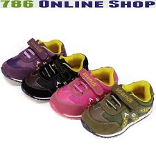 Childrens Shoes Baby Trainers (121A) Kids' Shoes Boys,Girls' Shoes New