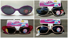 NEW Disney Princess Sunglasses Aurora Cinderella Ariel Tiana Belle Snow White