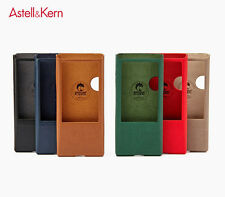 Genuine iRiver Astell&Kern AK Jr Gaia Thermo Leather & Twill Carrying Case Cover