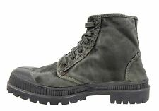Chipie Zazie Girls Boys Boots 31 Shoes grey camouflage textile unlined