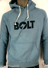 Lightning Bolt Hooded Top Provincial Blue  Bolt Hoodie Lightning Bolt