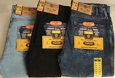 Mens Aztec Heavy Duty Regular Fit Jean Waist Size 30 32 34 36 38 40 42 44 46 48