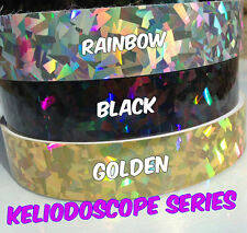 Kaleidoscope Metallic Hula Hoop Tape  - You Pick the Color and Length