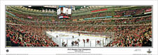 Chicago Blackhawks 2013 Stanley Cup Final Game 1 Triple OT Panoramic Poster 4037