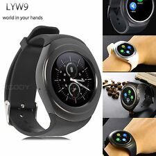 Bluetooth Smart Wrist Watch GSM SIM For Android Phone Mate iPhone Samsung Sony