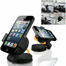 360°Rotating Windscreen Car Truck Van Mount Holder Stand Cradle For Mobile Phone