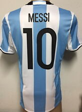 NEW!!! 2016 ARGENTINA CLIMACOOL HOME SOCCER JERSEY MESSI #10