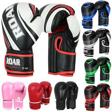 Boxing Training Gloves MMA Fighting Sparring Mitts UFC Punching Bag Muay Thai