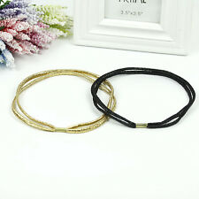 New Women's Elastic Headband Head Piece Hair Band Jewelry Girl Lady Hairband