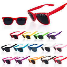 Classic UV400 Outdoor Retro Sunglasses Vintage Mens Womens Shades Eyewear