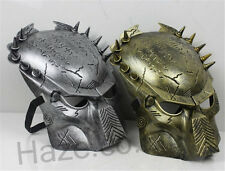 Alien vs Predator Warrior Mask Movie Collection Predators Mask Cosplay