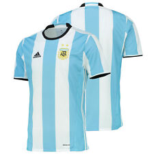 ARGENTINA ADIDAS HOME JERSEY 2016 COPA AMERICA OFFICIAL SOCCER FOOTBALL MENS