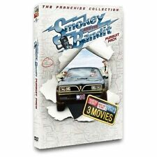 Smokey and the Bandit Pursuit Pack (DVD, 2003) BRAND NEW RARE ALL 3 MOVIES