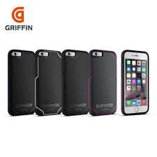 "Griffin Survivor Journey Series Protective Case for iPhone 6/6S Plus 5.5"" TS"