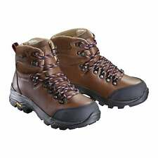 Kathmandu Tiber Womens NGX Water Resistant Leather Hiking Boots Walking Shoes