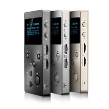 XDUOO X3 HIFI Lossless Digital Music Player HD OLED Screen MP3 WMA FLAC WAV
