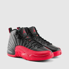 "AIR JORDAN 12 RETRO BG (GS) ""FLU GAME 2016 RELEASE"" 153265-002 GREAT PRICE (4-7)"