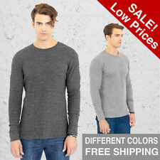 Unisex Long Sleeve Thermal Shirt Clothes Alternative American Tee XS S M L XL 2X