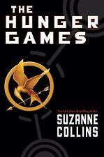THE HUNGER GAMES 1 Suzanne Collins  Hardcover NEW book