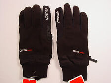 New Reusch Ski Nordic Cross Country Gloves Pole 4006102 BLACK Medium (8.5)