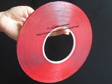 0.5mm Thick, 30M/roll, Transparent Double Sided Adhesive Acrylic Tape for Car