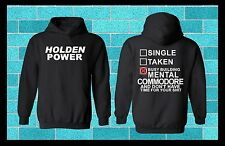 Mens Hoodie Holden COMMODORE VB VC VH VK VL VN VP VR VS VT VX VY VU VZ VE V8 V6