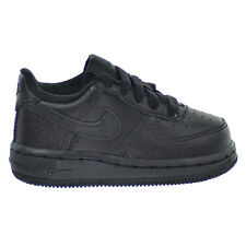 Nike Force 1 (TD) Toddler Shoes Black/Black 314194-010