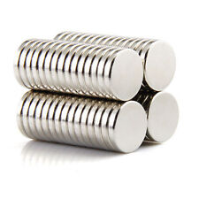 Strong Round Magnets 25mm X 2mm Rare Earth Neodymium Disc Magnet N35 25*2mm