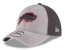 "Buffalo Bills New Era NFL 39THIRTY ""Grayed Out Neo 2"" Flex Fit Hat"