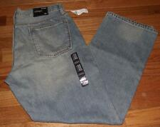 NWT NEW Mens GAP 1969 Straight Fit Denim Jeans All Sizes Whiskered Broken-In *1U