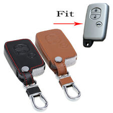 Key Chain Case Holder Bag Leather Keychain for Subaru Forester Outback Legacy