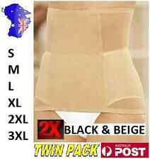2x Body Shapers-Slimming Belt Tummy Trimmer-Shaper Wear