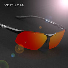 2017 New HD Polarized Sunglasses Mens Outdoor Sport Driving Mirrored Sun Glasses