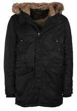 Jack and Jones Mens Union Parka Jacket Brand New