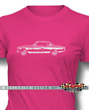 Studebaker Starlight Coupe 1953 Women T-Shirt - Multiple Colors and Sizes