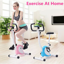 New Magnetic Fitness Cardio Workout Exercise Bike Weight Loss Machine UK #HT