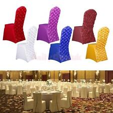 Elastic Long Dining Room Stool Chair Cover Slipcover Protector Wedding Party DIY