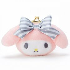 Hello Kitty My Melody Coin Porse Mini Wallet Case Pouch from Sanrio Japan S6060