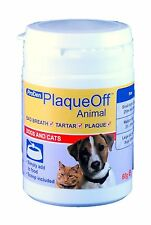 Proden PLAQUEOFF removes plaque off dogs teeth naturally  60/180g stops tartar