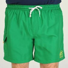 Pierre Cardin Large Mens Swim Swimming Shorts Green New With Tags