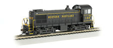 Bachmann N Scale Train Diesel S4 DCC Equipped Western Maryland 63151