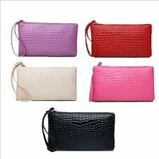 1Pcs Attractive Ladies Women PU Leather Hangbag Tote Bag Purse Shoppers Wallet