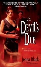 The Devil's Due (Morgan Kingsley, Book 3)  (ExLib)