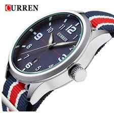 CURREN Men Fashion Casual Watch Brand Luxury Wristwatches Men