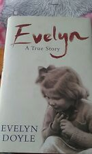 True life story book Evelyn hard back very good condition and read