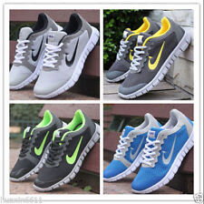 RUNNING TRAINERS MEN'S AND WOMEN'S WALKING SHOCK ABSORBING SPORTS FASHION SHOES