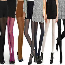 New DKNY Women's Comfort Control Top Opaque Dress Skirt Tights 412NB 0A729