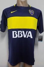 NEW!!! 2016 2017 BOCA JUNIORS HOME SOCCER JERSEY ALL SIZES