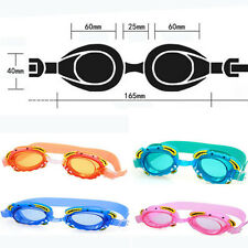1PCS Baby  Adjustable Frog Cartoon Goggles Anti-fog Summer Swimming Glasses