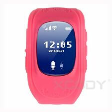 Bluetooth Smart Watch Children SOS Call Positioning For Phone Kids GPS Tracker